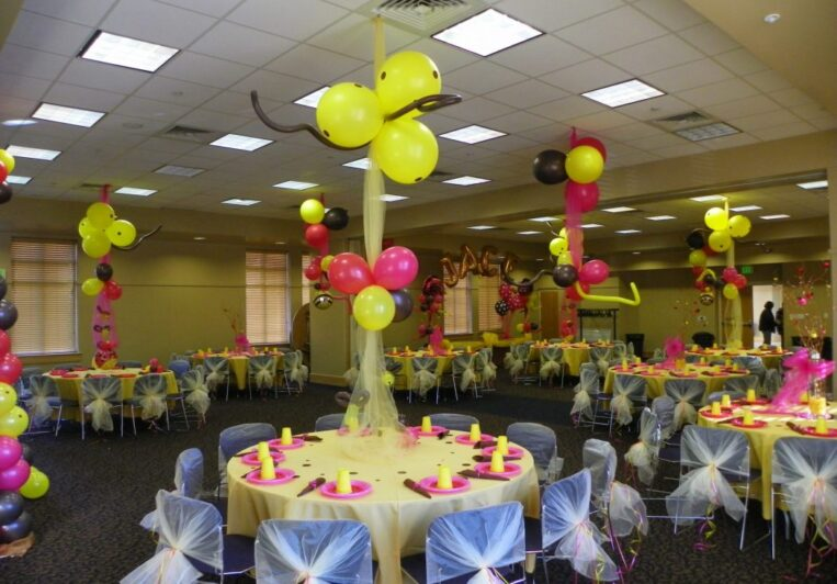 Bumble Bee Baby Shower Bnb Events Decor