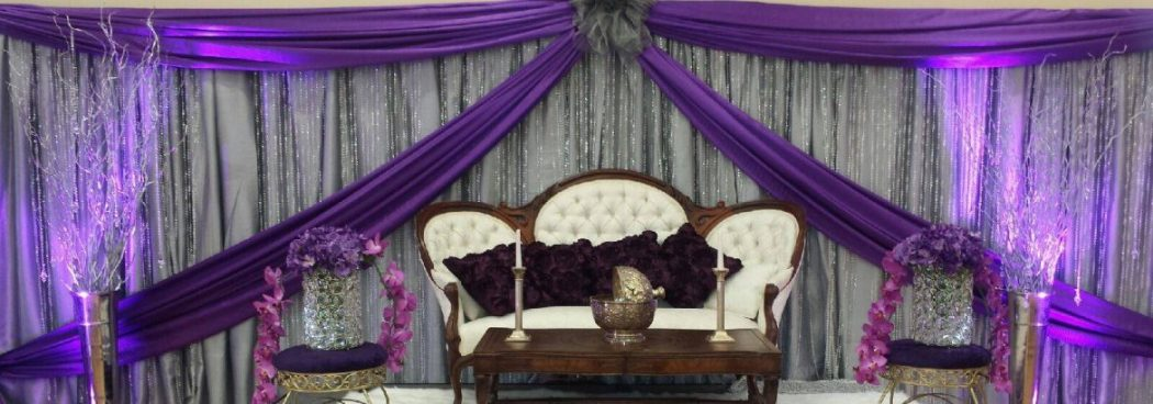 BNB Events Decor Header